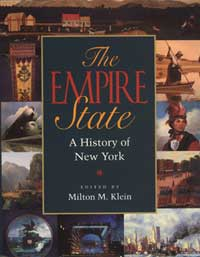 "Book Cover of ""The Empire State"""